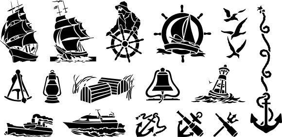 download free vector clipart nautical collection rh evectorize com free vector clipart images download Download Free Vector Design
